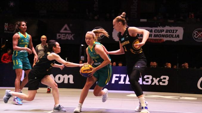 Koszykówka FIBA 3x3 Asia Cup