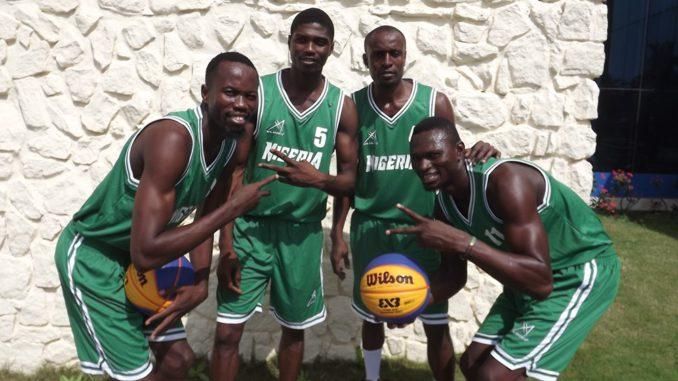 Koszykówka FIBA 3x3 Africa Cup - Nigeria
