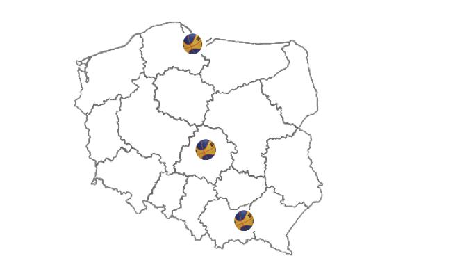 Ligi koszykarskie 3x3 w Polsce