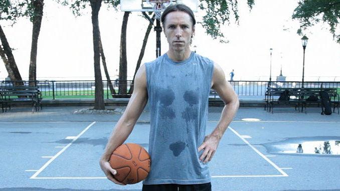 Koszykówka 3x3 - trening - Steve Nash