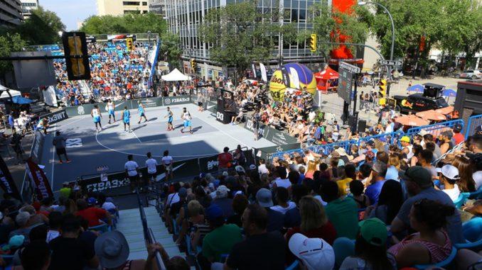 Koszykówka FIBA 3x3 Wolrd Tour