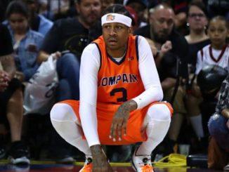 Koszykówka 3x3 NBA - BIG3 - Allen Iverson