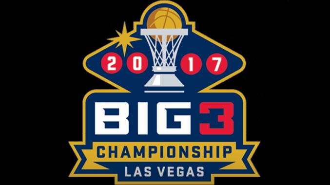 Koszykówka 3x3 NBA - BIG3 Championship