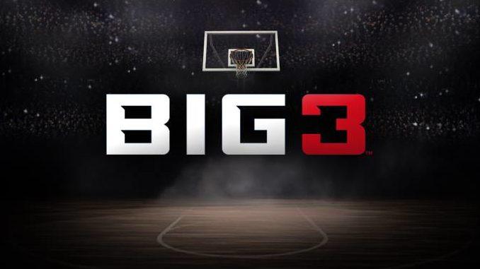 Koszykówka 3x3 NBA - BIG3