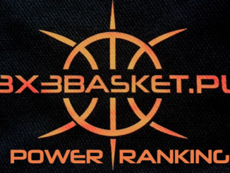 Power ranking 3x3basket.pl